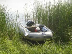 лодка Солар мотор Волгарь