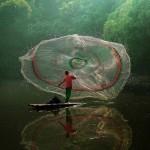 Рыбалка с кастинговой сетью. Основы. Теория и практика.