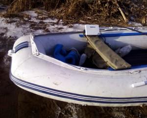 лодка солар с эхолотом simrad