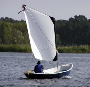 Парусная лодка SAVA 470 Junga