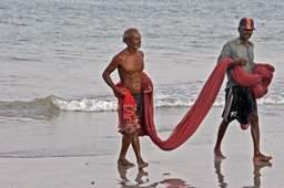 рыбаки чурки