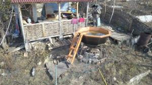 банныйчан на дачном участке